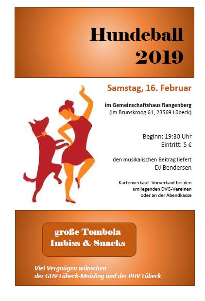 hundeball 2019